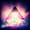 MSA Productions - Logo and graphics :