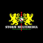 Storm Multimedia WaterMark Crest Background Image