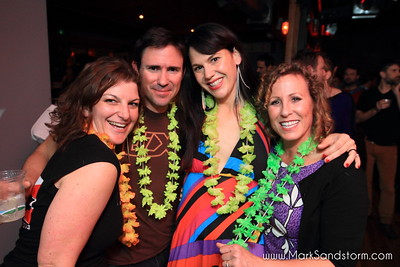 Jive Tribe Going Away Party 1-22-2015