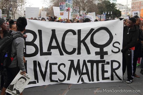 Black Lives Matter - Bay Area Protests
