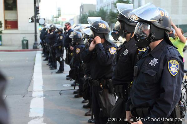 Occupy Oakland 10-25-2011